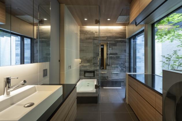洗面&浴室